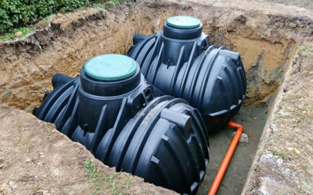 Travaux d 'assainissement & terrassement